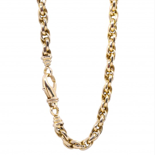 Collier Or 18K