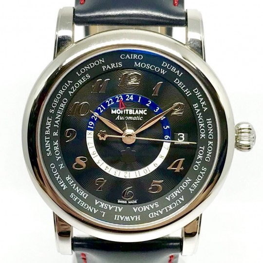 Montblanc Star World-Time GMT Automatique