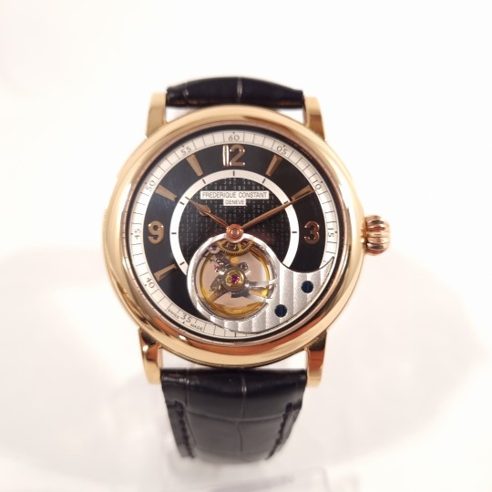 FREDERIQUE CONSTANT HEART BEAT LIMITED EDITION OR 18K