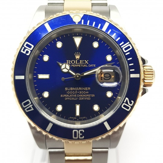 Rolex Submariner Or/Acier