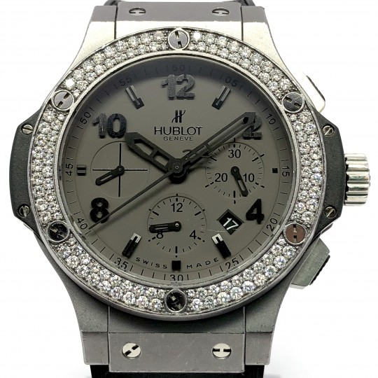 Hublot Big Bang Tantalum Mat Diamonds