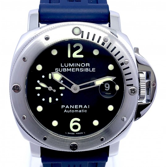 Panerai Luminor Submersible Acciaio