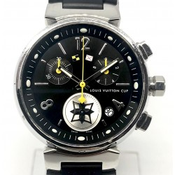 Louis Vuitton Tambour Lovely Cup Chrono