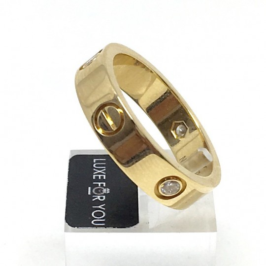 Bague Cartier Love