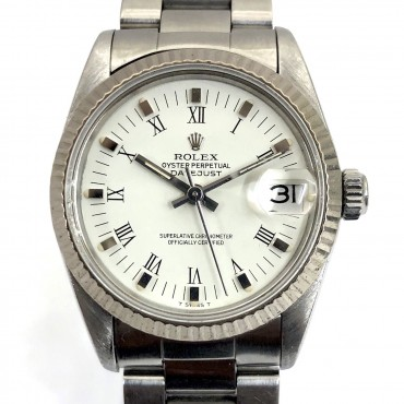 Rolex Oyster Perpetual Date Just 26
