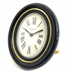Pendulette Vintage Cartier « Travel Clock »