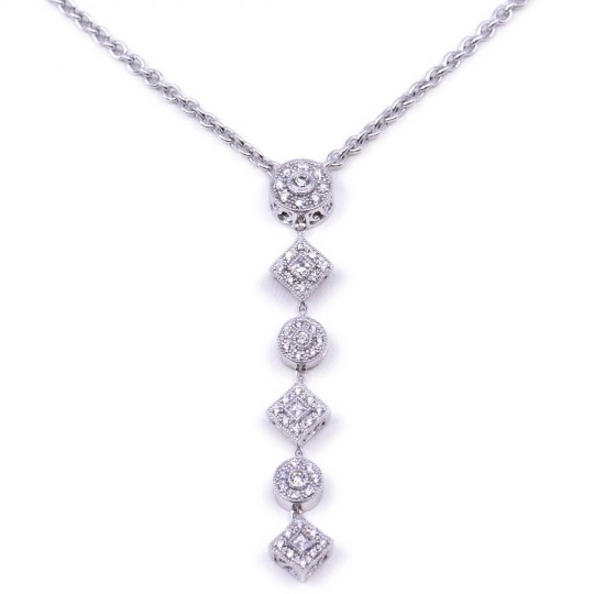 Collier Charriol Diamants