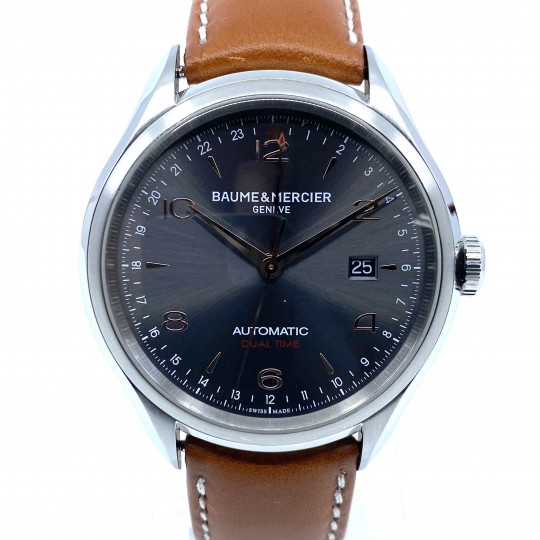 BAUME & MERCIER CLIFTON DUAL TIME