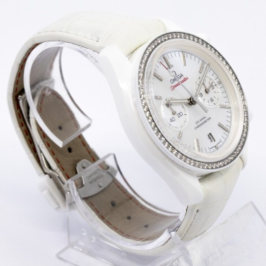 Omega Speed Master White Side Of The Moon